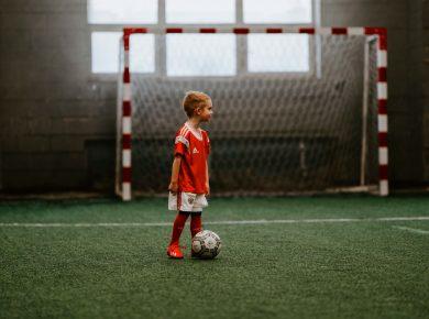 dames voetbal